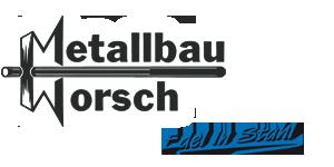 Logo Metallbau Worsch Breitenau