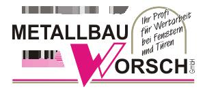 Logo Metallbau Worsch GmbH Liebenau